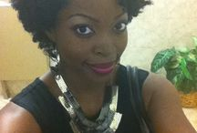 Natural Hairstyles / by Nicole Sudler