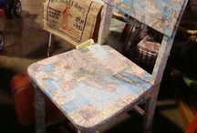 Chairs my obsession  / by Roselyn Tubman