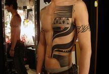 Tribal tattoo / by Tia Long