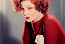 Myrna Loy / by The Fine Art Diner