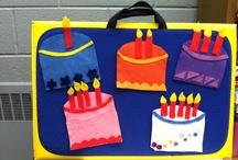 Birthdays / by Flannel Friday