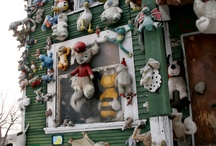 inside Detroit's Heidelberg Project / by Amanda Sansoterra