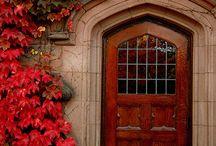 Doors / by Rachel Hauck