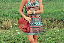 My Style / Boho/ Gypsy Style / by Joyce Mostrales