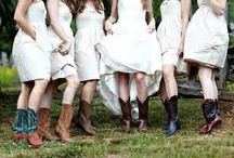 cowboy boots / by Kerry Johnston