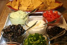 super bowl party / by Pat Neiheisel