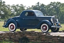ford coupe / by Robert Scott