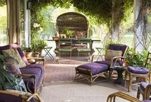 Verandas / Beautiful porches, etc. / by Cherry Sweet and Tart