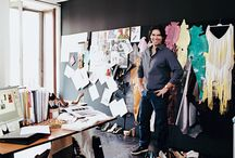 Art of Preparation / Brian Atwood is pinning his inspiration behind Fashion Week. / by Brian Atwood