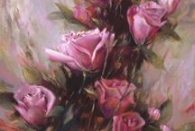 Art Flowers / by Pascale