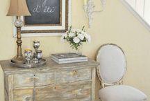 Rustic or Wood Dresser Ideas  / by Sarah Trop - FunCycled