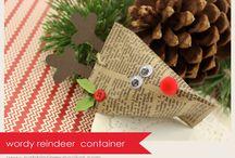 christmas ornaments / by Amanda W
