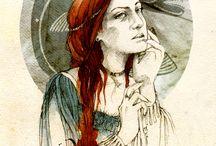Game of Thrones / by Megan McLaury