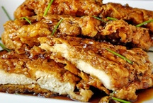 Chicken Recipes / by Melissa Kaye