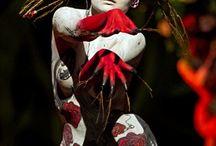 Body Painting / by Lenochka B [Lena Blonsky]