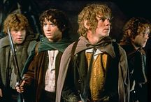 Hobbits, Elves...Lord of the Rings  / by Lindsay Harris