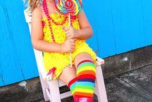 ~Rainbow Sweeties~ / by Melissa Boston Short