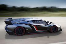 Lamborghini Veneno / by Carlos Rodriguez