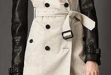 Trench Coats / by Meghan Smith