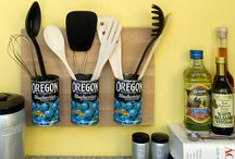 EcoKitchen / Tips for an eco-friendly kitchen! / by PaperlessKitchen.com