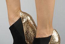 Kicks and Heels / by Virginia Mayo