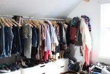 closet / by Yvette