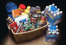 Emergency Kits / Having a plan of action and the supplies to back it up are crucial.  Preparing and packing an emergency kit is part of that plan. / by Judine Pottmeyer