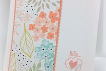 Stampin up Cards 2014 / by Carol Anne Green Ladd