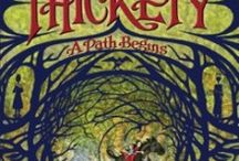 the thickety / Come enter a world of witches, but beware the tretchorys awaiting / by Booknerd36
