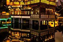 China, past travel / by Jayne De Vegvar