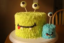 Cake Ideas! / by Carmen Cranfill