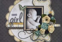 Scrapbook Pages / by Angie Brown :)