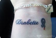 "Diabetic / Just diagnosed in May of 2012.  Probably had it for a few years, but finally someone said, ""Hey, you are a diabetic!""  Learning as I go... / by Elyn Hamilton"