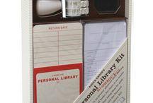 Librarian  / by Marya Shotkoski