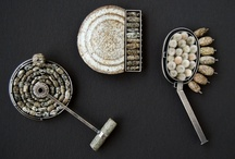 brooches / by Colleen Baran