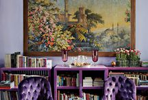 Purple Reign / by Kelly Rogers Interiors