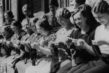knitting for victory / by Jennifer Case