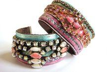 bracelets / by Linda Reese