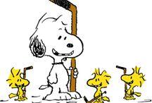 Snoopy et al.  / by Suzi Bell