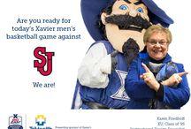 Xavier / We are the presenting sponsor of Xavier's inaugural BIG EAST season. / by TriHealth