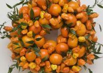 orange / by Kristina W