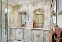 Bathroom Ideas / by Angie Johnson