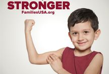 Families USA  / For 30 years, Families USA has been the trusted voice on behalf of America's health care consumers. This year we decided to make some changes and create an even stronger voice and visual presence in the digital space. Hope you like our new look!  / by Families USA