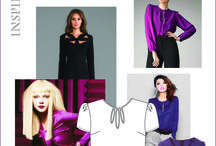 NEW Blouse Collection / Take a look at our NEW crepe de chine blouses, available in cobalt blue, light olive, plum, teal and hot pink. The latest blouse styles for women, let your team select a style that suits them the best. 10% off online + next day delivery for £9.99. / by Simon Jersey | Uniforms