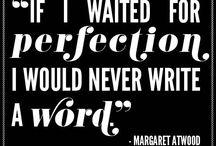writing / by Dawn Klinge