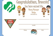 Girl Scouts / by Pickle Pie Designs