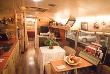 home sweet bus / by Marnie Loken