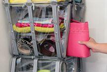 Organize! / by Hayley Burkert
