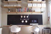 Office Ideas / by Kevin Bernstein