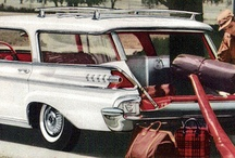 Station Wagons, Panel Trucks, & Vans / by Dave Taylor
